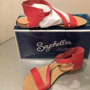 Seychelles Shoes - Brand new Seychelles flat sandals
